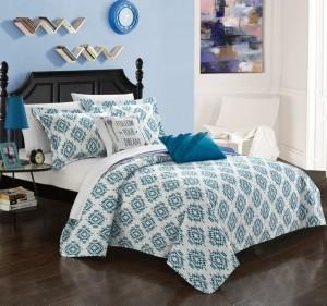 Chic Home Jaden 7 Pc Twin Xl Quilt Set Bedding