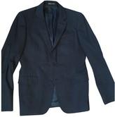 De Fursac Black Cotton Jackets