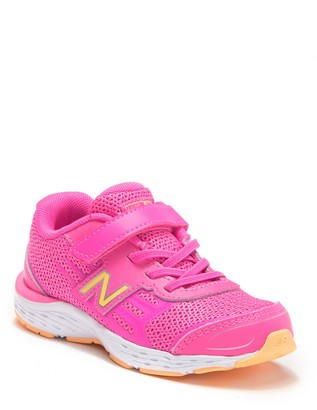 New Balance Hook-and-Loop Running Sneaker (Baby & Toddler)