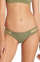 Billabong Women's Meshin With You Isla Bikini Bottoms