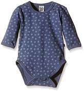 Pippi Baby-Boys Long Sleeve AO-Printed Bodysuit