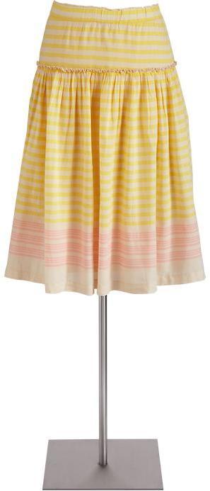 Old Navy Women's Mixed-Stripe Skirts