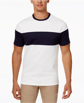 Vince Camuto Men's Colorblocked Cotton T-Shirt
