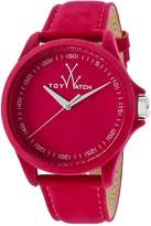 Toy Watch ToyWatch Women's PE03PS Sartorial Only Time Velvet Watch