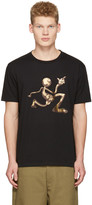 J.W.Anderson Black Mercury Man T-shirt