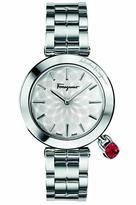 Salvatore Ferragamo Intreccio Collection FIC020015 Women's Stainless Steel Quartz Watch