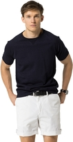 Tommy Hilfiger Final Sale- Vintage Fit Short Sleeve Sweatshirt