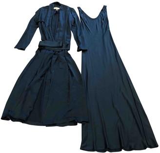 Galvan Silk Dress for Women