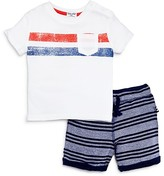 Splendid Boys' Pocket Tee & Shorts Set - Baby
