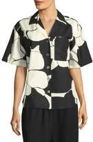 Marc Jacobs Printed Button-Down Shirt