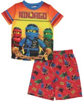 "Lego Ninjago Little Boys' ""Team Link"" 2-Piece Pajamas"