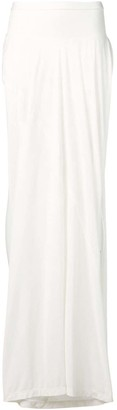 Rick Owens Lilies Maxi Skirt