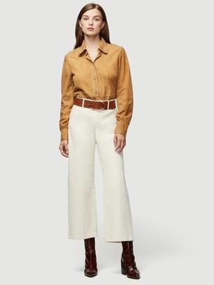 Frame Suede 70s Shirt