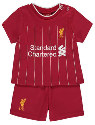 George Official Liverpool Football Club Outfit