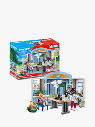 Playmobil City Life 70309 Vet Clinic
