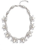 Jenny Packham Women's Mother Of Pearl & Crystal Collar Necklace