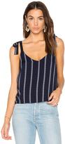 Splendid Rope Stripe Print Cami