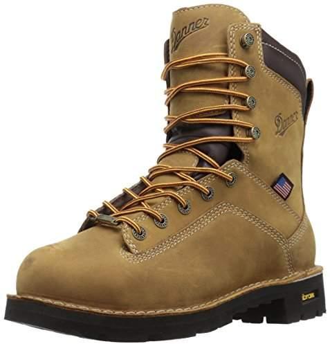 """Danner Men's Quarry USA 8"""" AT Work Boot"""