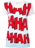 Iceberg 'haha' print T-shirt - women - Cotton - 40