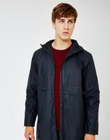 Rains Mile Thermal Jacket Blue