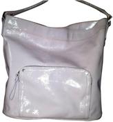 Longchamp Pink Patent leather Handbag