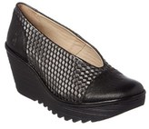 Fly London Yena Leather Wedge.