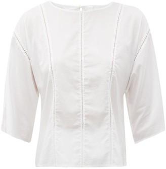 Merlette New York Foresta Cotton Blouse - White