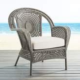 Pier 1 Imports Azteca Gray Armchair