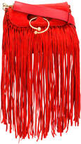 J.W.Anderson exaggerated fringe Pierce bag