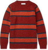 Several - Kane Striped Wool Sweater