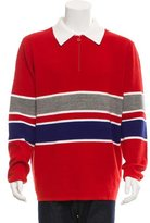 Opening Ceremony Half-Zip Polo Sweater w/ Tags
