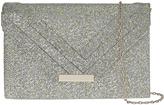 Accessorize Murray Jacquard Envelope Clutch Bag