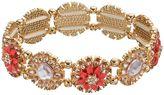 Lauren Conrad Flower Link Stretch Bracelet