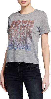 Chaser David Bowie Superstar Graphic Tee