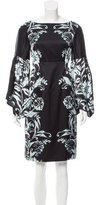 Nanette Lepore Midnight Martini Silk Dress w/ Tags