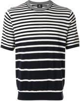 Paul Smith short-sleeve stripe jumper