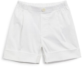 Il Gufo Stretch Cotton Bermuda Shorts (6-36 Months)