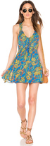 Free People Washed Ashore Mini Dress