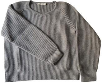 Madame à Paris Grey Wool Knitwear for Women