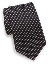 Armani Collezioni Italian Silk Striped Tie