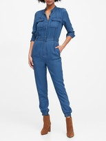 Banana Republic TENCEL Flight Jumpsuit