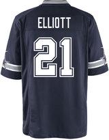 Nike Men's Ezekiel Elliott Dallas Cowboys Game Jersey