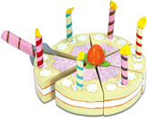 Le Toy Van Birthday Cake Play Set