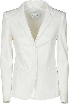 Dondup Single-breasted Two-buttoned Blazer