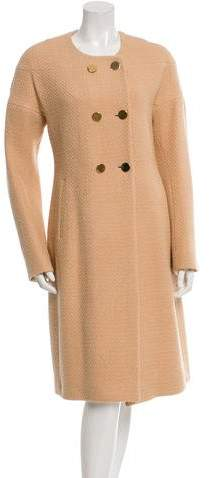 Derek Lam Bouclé Double-Breasted Coat w/ Tags