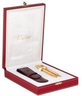 Cartier Must de Pencil & Pen Set