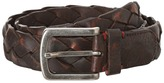 Torino Leather Co. Washed Leather Braid Belt