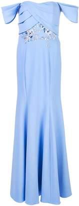 Marchesa Full Length Dress