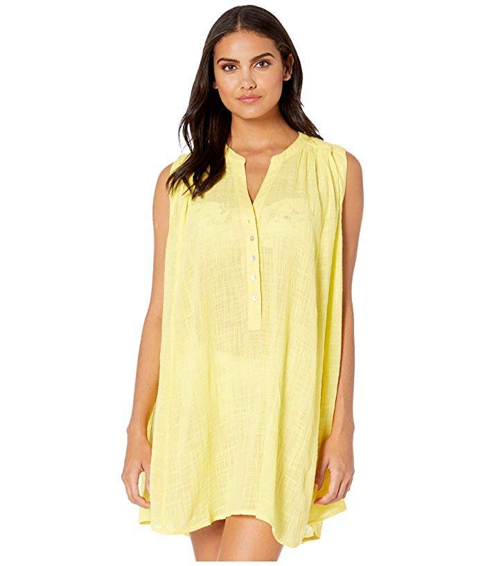 Seafolly Swing Beach Shirt Cover-Up