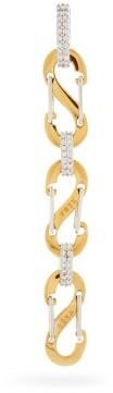 EÉRA Romy Diamond & 18kt Gold Single Earring - Yellow Gold